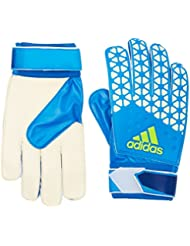 adidas Ace Training - Guantes unisex, color azul / blanco, talla U