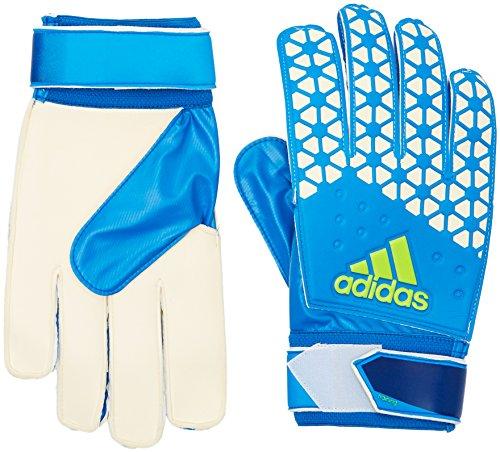 adidas Erwachsene Handschuhe ACE Training, Blau/Weiß, 9, 4056562712314