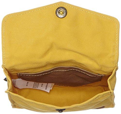 Fjällräven Unisex Pocket Schultertasche Ochre