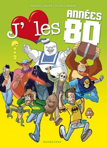 J'aime les années 80, Tome 2 : Who's bad ?