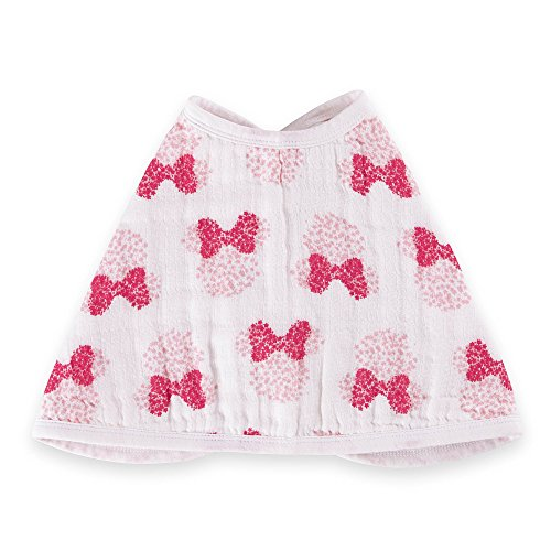 aden by aden + anais burpy bib - Minnie Mouse