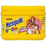 Nestlé - Nesquik Fresa Batido Instantáneo Bote, 300 g - [pack de 4]