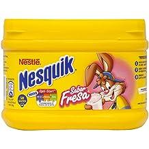 Nestlé - Nesquik Fresa Batido Instantáneo Bote, ...