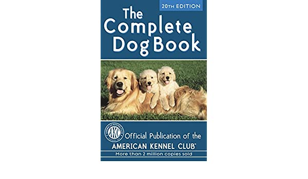 Buy The Complete Dog Book: 20th Edition Book Online at Low Prices in
