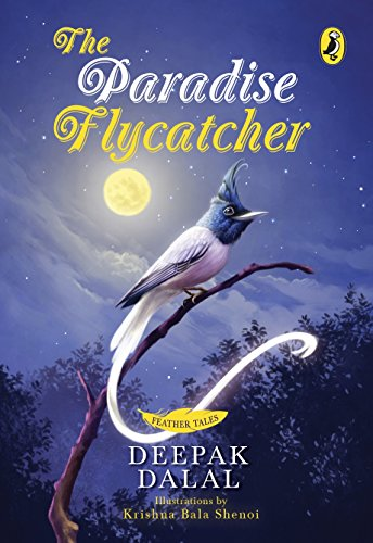 Feather Tales: The Paradise Flycatcher