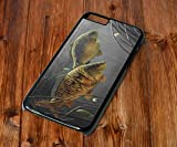 Best GENERIC 5c Phone Cases - (Iphone 7/8, BLACK RIM) CARP C120 FISHING MIRROR Review