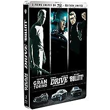 3 films cultes - Coffret - Gran Torino + Drive + Bullitt