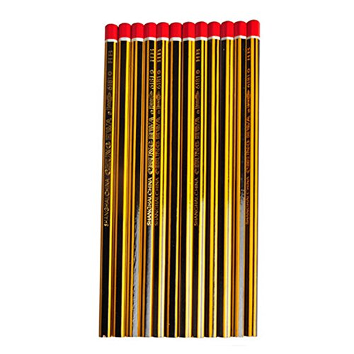 hb-bois-crayons-crayons-de-bois-tubes-pack-of-12-jaune