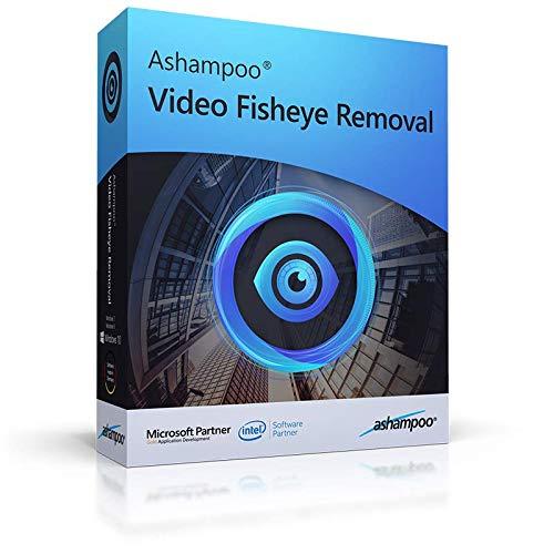Ashampoo Video Fisheye Removal deutsche Vollversion (Product Keycard ohne Datenträger) Fisheye-video