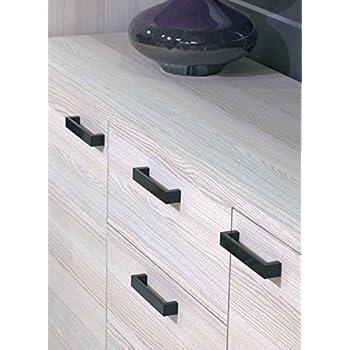 Poign e m tallique pour meuble de cuisine id ale pour - Poignee de porte pour meuble de cuisine ...