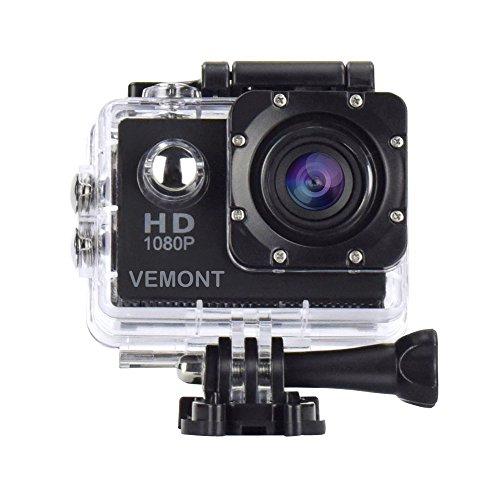 Característica: Dimensión: 59.27*41.13*29.88mm Pantalla LCD: 2.0LTPS Resolución de Vídeo: 1080p@30fps; 720p@30fps; 720p@60fps Formatos de Vídeo: MOV Resolución de Imagen: 12M; 10M; 8M; 5M; 3M; 2MHD; 1.3M; VGA  Almacenamiento: Micro SDHC o mejor. Se p...