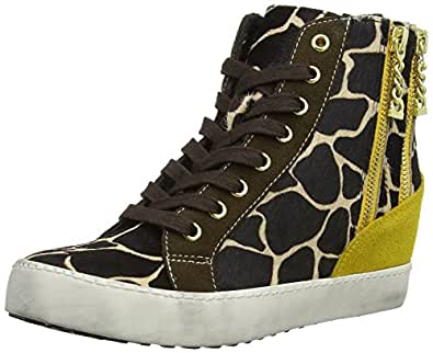 Colors of California Womens HC Swech 23 High-Tops Gir 3 UK, 36 EU