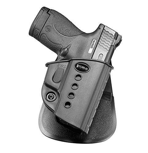 Fobus verdeckte Trage Retention Pistolenhalfter Gürtel Halfter Holster für S&W M&P Shield 9mm & .40cal