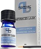 Best Lash Growth Serum - Pure Biology Eyelash Growth Serum & Eyebrow Enhancer Review