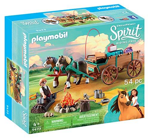 Spirit-9477 Lucky Papá y carruaje