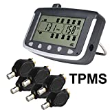 Auto per sistemi di monitoraggio della pressione degli pneumatici (Rimorchio del camion, camper, autobus, autovetture in miniatura) 6 sensore (BE508ST)