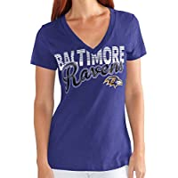a2b5751ce Amazon.co.uk  Baltimore Ravens - T-Shirts   Tops   Clothing  Sports ...
