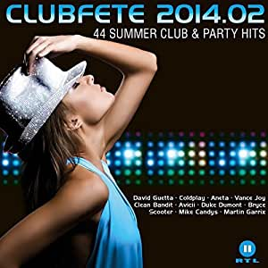 Clubfete 2014.02 - 44 Summer Club & Party Hits