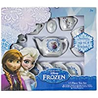 Sambro DFR-1120 Frozen - Mini Set da tè, 13