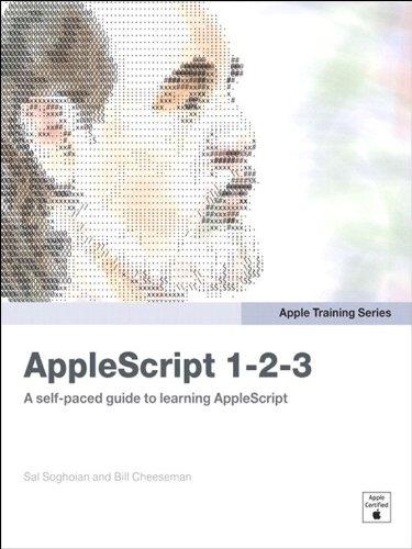 Apple Training Series: AppleScript 1-2-3 (English Edition) par  Sal Soghoian