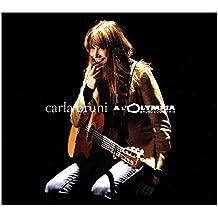 Carla Bruni: A l'Olympia (digipack) [CD]+[DVD]
