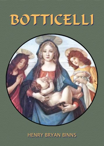 BOTTICELLI: Illustrated With Eight Reproductions In Colour (English Edition) -