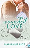 Front cover for the book Wounded Love by Marianne Rice