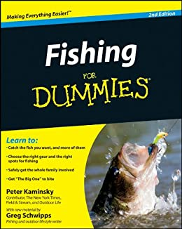 Fishing for Dummies (English Edition) eBook: Kaminsky, Peter ...