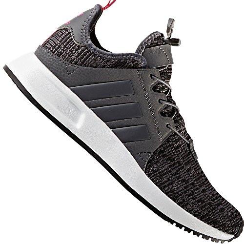 adidas Unisex-Erwachsene X PLR J 877 Sneaker, Grau Grefiv/Ftwwht By9877, 38 2/3 EU