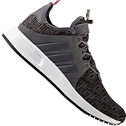 adidas Unisex-Erwachsene X PLR J 877 Sneaker, Grau (Grefiv/Grefiv/Ftwwht By9877), 38 2/3 EU