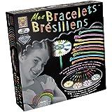 Creative Toys - Ct 5488 - Kit Loisirs Créatifs - Perle Et Bijoux - Mes Bracelets Brésiliens