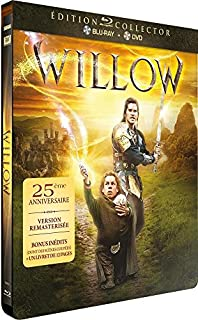 Willow [Combo Blu-ray + DVD - Édition Collector boîtier SteelBook] (B00AQZHEGC)   Amazon price tracker / tracking, Amazon price history charts, Amazon price watches, Amazon price drop alerts