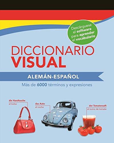 DICCIONARIO VISUAL ALEMÁN-ESPAÑOL: Diccionario visual. Alemán y español: 4