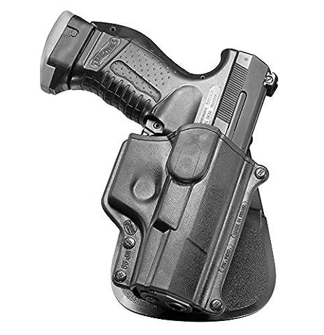Fobus dissimulé porter étui pistolet rétention Paddle Holster pour Walther