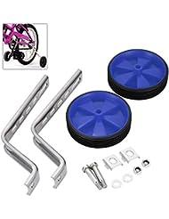 Ruedines para bicicleta, para ruedas de 12 a 20 pulgadas, ideal para aprendizaje infantil