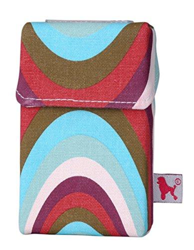 Abbildung: Smokeshirt modische Hülle für Zigarettenschachteln, Überzug, Etui, Zigarettenhülle für Zigarettenpackungen, Seventies