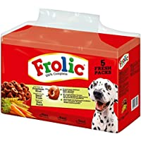 Frolic Complete Hundefutter Rind, Karotten und Getreide, 1 Packung (1 x 7,5 kg)