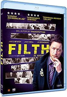 Filth, el sucio -Blu-ray-