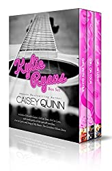 The Kylie Ryans Series: Girl with Guitar, Girl on Tour, Girl in Love (extended edition) (English Edition)