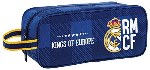Real Madrid ZAPATILLERO Blue 34X15 CM