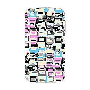 Samsung Grand Cover - Hard plastic luxury designer case for Grand -For Girls and Boys-Latest stylish design with full case print-Perfect custom fit case for your awesome device-protect your investment-Best lifetime print Guarantee-Giftroom 693