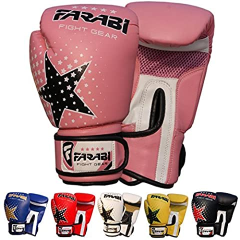 Kids Boxing gloves, MMA, Muay thai junior punch bag mitts