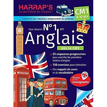 Harrap's Numéro 1 en anglais CM1
