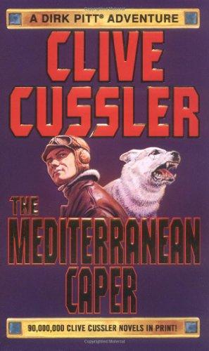 Mediterranean Caper by Clive Cussler (1991-05-01)