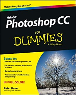 Photoshop CC For Dummies by [Bauer, Peter]
