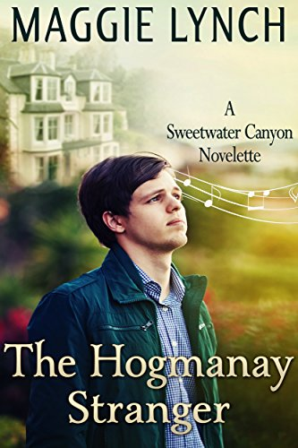 Book cover image for The Hogmanay Stranger: A Sweetwater Canyon Novelette