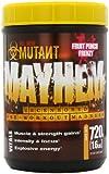 Mutant Mayhem 720g Pre Workout Fruit Punch Frenzy