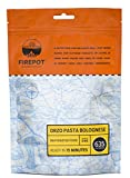 FIREPOT by Outdoorfood - Orzo Pasta Bolognese (Regular) - Healthy Dehydrated Expedition Food