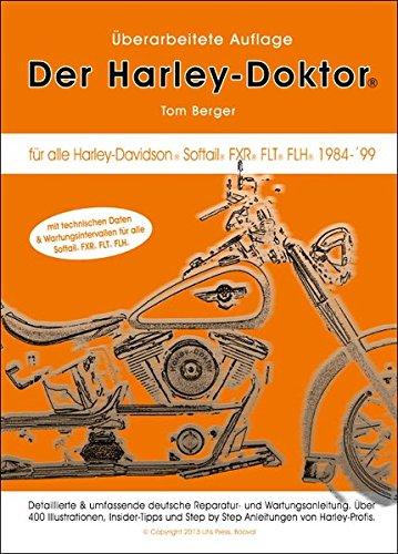 Auto-doktor (Der Harley-Doktor - Premium Edition: Premium Edition im Edelschuber mit Postern als limitierte Geschenkversion: Reparatur & Service Handbuch für alle ... Softail, FXR, FLT & FLH Modelle 1984-99.)