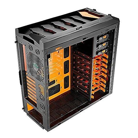 Aerocool XPredator X3 - unités centrales (Boîtier Midi-tour, PC, SECC, ATX, Micro-ATX, Jouer, Ventilateur)